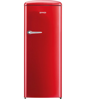 ORB153RD  Gorenje A+++  RetroCollection FireRed 15