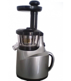 GREENIS slow juicer silver