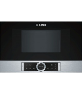 BFL634GS1 Bosch Inox  900 W 21L  TFTcolor and text