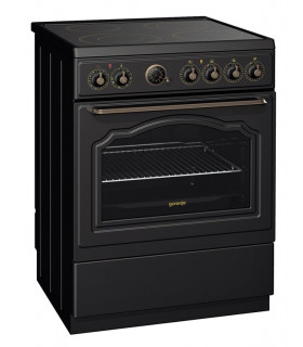 EC67CLB  Gorenje Classico Collection Black Electri