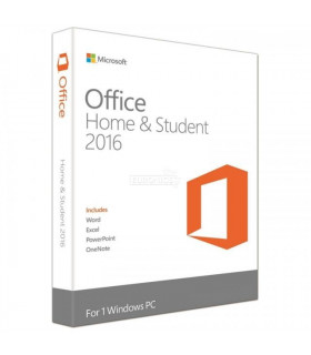 MICROSOFT Office Home and Student 2016 EST