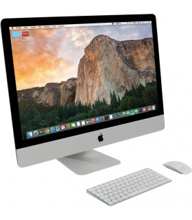 "APPLE 27"" Retina 4K lauaarvuti iMac All-in-one RUS-klaviatuur"